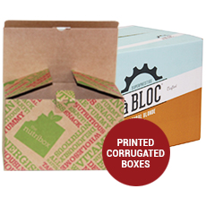 eCommerce Packaging Printed Box